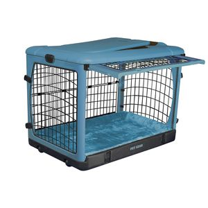 Pet Gear The Other Door Steel Dog Crate w Plush Pad | eBay - photo#28